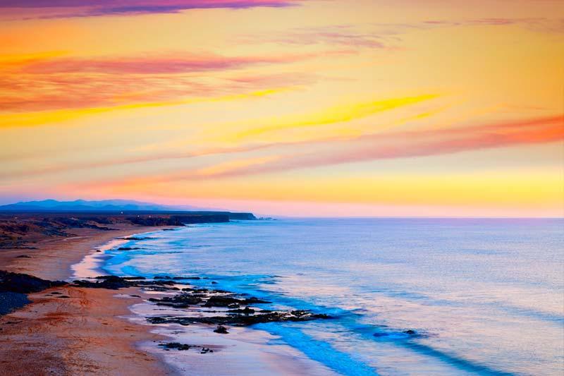 Azzurro Chill Out Fuerteventura Menu Digitale con QR-code