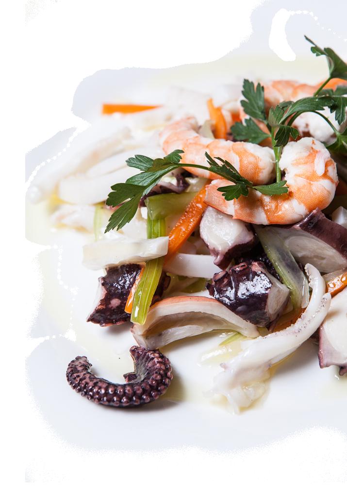 Menu Digitale con QR-code img pesce